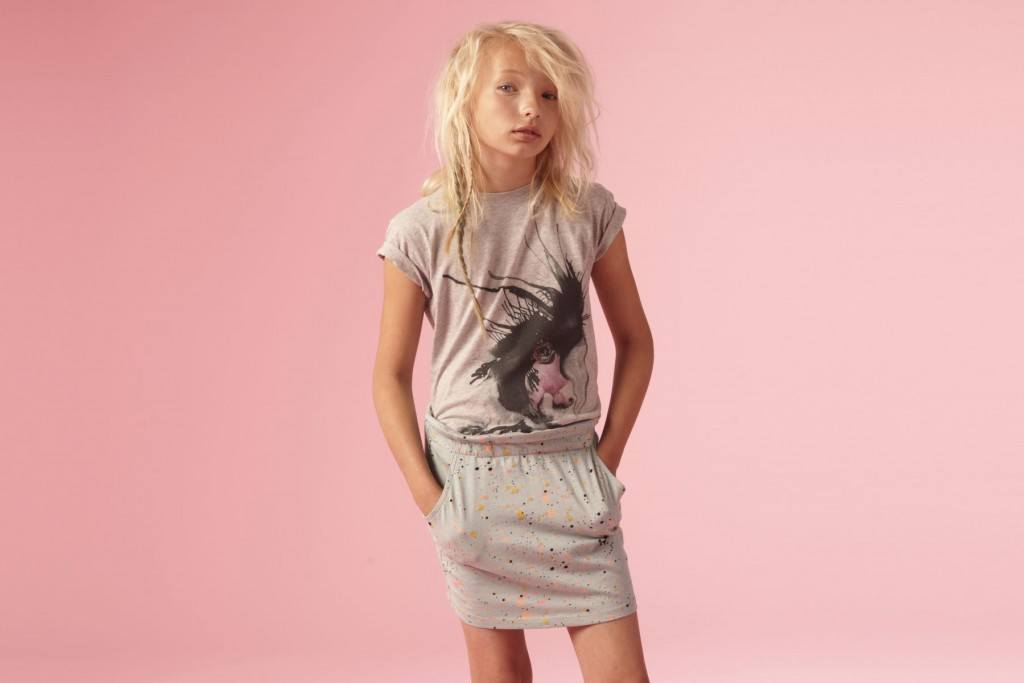 NOISE PR KIDS-Spring-Summer 2015-Aida Skirt Mini Splash AOP 120-300DKK 16-40EUR 911-057-512 300dpi camp6
