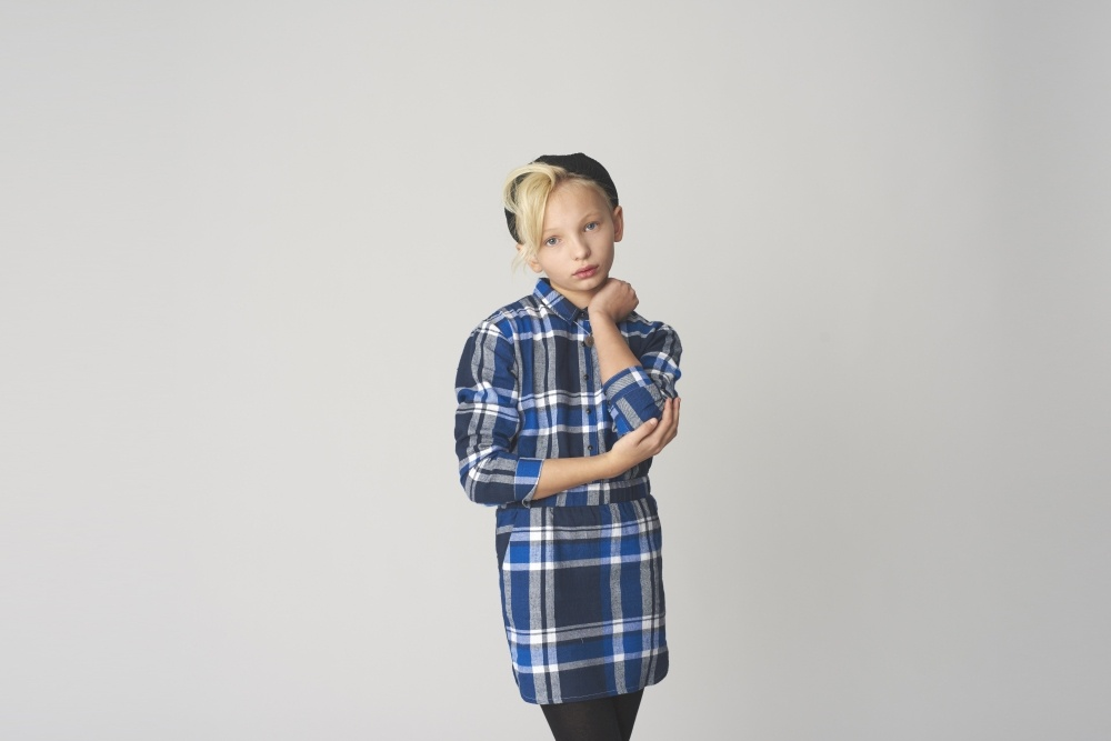 NOISE PR KIDS-009-160-000 Eleta Blue Check