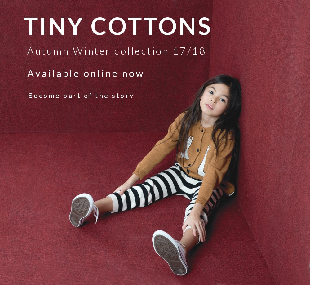 Tiny Cottons Autumn Winter 17/18 Altiplano